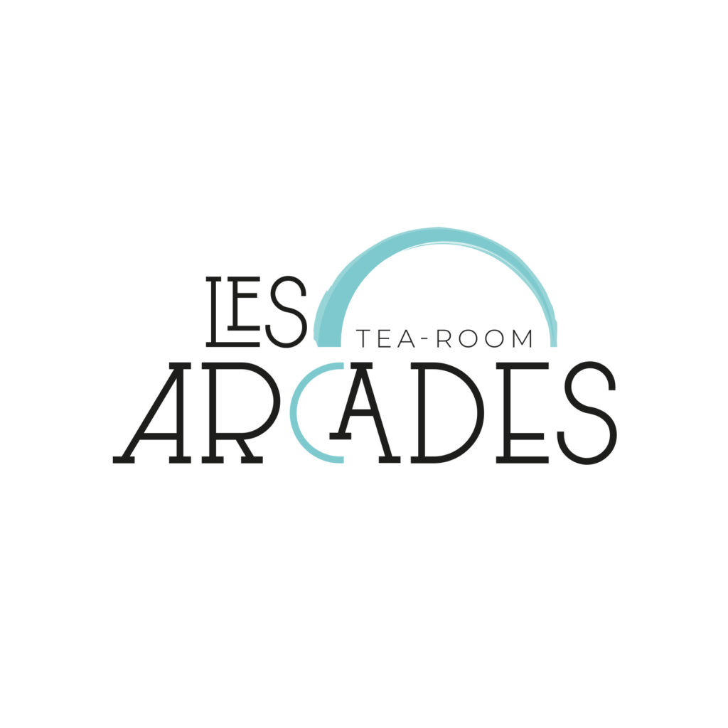 Les Arcades - Tea room